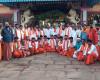 ಬಂಟ್ವಾಳ :ರಿಕ್ಷಾ ಚಾಲಕ ಮಾಲಕ ಸಂಘದಿಂದ ಕಟೀಲು ಕ್ಷೇತ್ರಕ್ಕೆ ಪಾದಯಾತ್ರೆ.